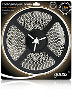 Лента cветодиодная Gauss LED 9.6W 5м 312000110